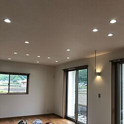 間接照明のある暮らし/間接照明/ダウンライト 調光 LED/パナソニック照明/リビングのインテリア実例 - 2019-06-09 23:34:02