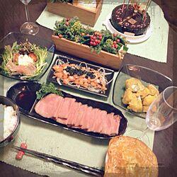 キッチン/gochisosamaのインテリア実例 - 2012-12-26 01:10:49