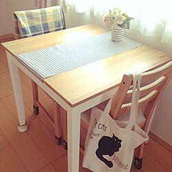 机/一人暮らし/IKEA/Francfranc/3COINS...などのインテリア実例 - 2014-11-23 20:18:59