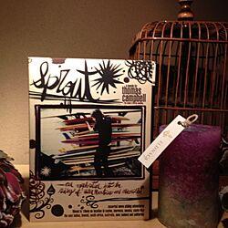 棚/キャンドル/紫陽花ドライフラワー/アンティークのインテリア実例 - 2013-09-24 21:32:09