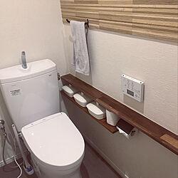 バス/トイレ/端材/端材利用/端材 DIY/DIY...などのインテリア実例 - 2018-09-05 12:33:39