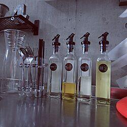 キッチン/ダルトン/プエブコ/フランフラン/試験管花瓶のインテリア実例 - 2015-11-14 14:34:12