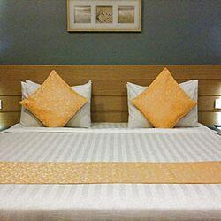 ベッド周り/decoration/interior/shiroiyukii/bed...などのインテリア実例 - 2013-09-23 11:55:58