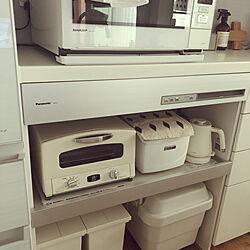 アラジントースター/トースター/キッチンのインテリア実例 - 2020-10-13 07:50:55