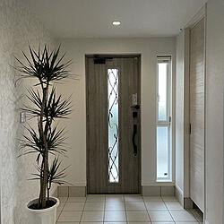 明るい玄関/玄関の明り採り/玄関ドア内側/玄関/入り口のインテリア実例 - 2021-05-31 13:59:55
