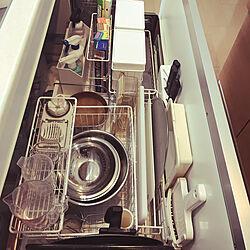 キッチン/まな板/収納/シンク下収納/調理器具...などのインテリア実例 - 2018-08-15 10:55:11