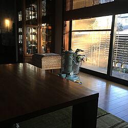 12月29日/グリーン/窓/癒しの空間/アラジンストーブ...などのインテリア実例 - 2017-12-29 16:07:33