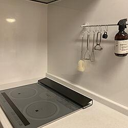 排気口カバー/コンロ/キッチンのインテリア実例 - 2019-10-30 17:18:06