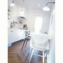 キッチン/北欧/IKEA/Light/植物...などのインテリア実例 - 2015-02-05 20:13:35