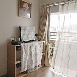 ベッド周り/寝室の窓/寝室の壁/寝室/絵...などのインテリア実例 - 2015-04-01 05:14:39