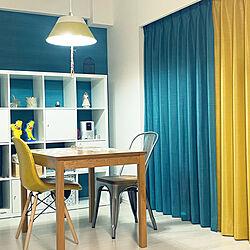 北欧/マンション暮らし/マンション生活⌂/IKEA/アクセントクロス...などのインテリア実例 - 2021-04-20 21:37:58