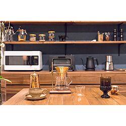 kalita/コーヒータイム/コーヒーのある暮らし/コーヒー/Rassell Hobbs...などのインテリア実例 - 2021-02-23 10:09:06