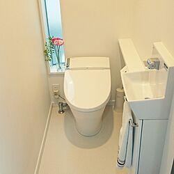 バス/トイレ/YKM./DSM./連日トイレ投稿。/引き算族。...などのインテリア実例 - 2014-09-26 16:21:39