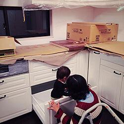 IKEA/IKEAキッチン/IKEA Kitchenのインテリア実例 - 2017-08-01 16:16:39