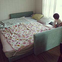 ベッド周り/ドリームベッドのインテリア実例 - 2020-05-29 14:41:07