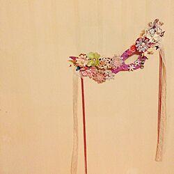壁/天井/仮面/仮面舞踏会/手作りのインテリア実例 - 2013-11-28 01:04:41