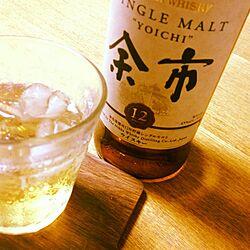 机/お酒/アルコール/グラス/おひとりさま...などのインテリア実例 - 2013-08-25 23:14:20