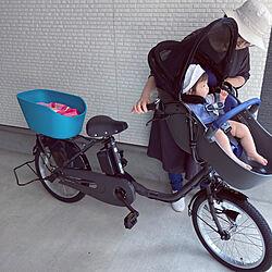 自転車/ギュット・クルーム/電動自転車/Panasonic/横浜支部...などのインテリア実例 - 2021-09-03 23:51:40