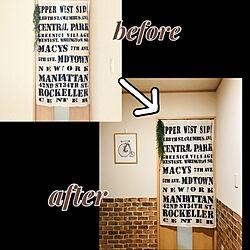 投稿イベントテーマ/フェイクグリーン/NO GREEN NO LIFE/お気に入りの空間/玄関diy...などのインテリア実例 - 2019-02-28 07:37:29