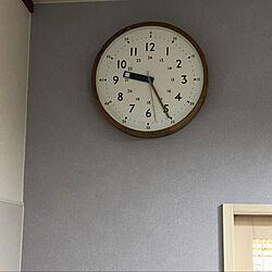 掛け時計/リビングのインテリア実例 - 2020-12-01 22:20:38