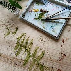 描きました/植物が好き/植物のある暮らし/日記/緑のある暮らし...などのインテリア実例 - 2020-09-23 17:08:23