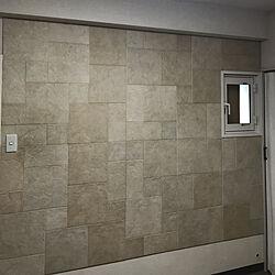 壁/天井/室内窓/アコーディオンカーテン/エコカラット/DIYのインテリア実例 - 2017-09-02 09:38:26