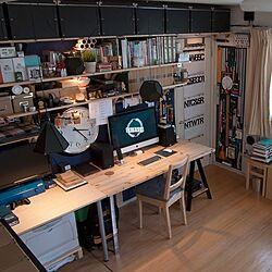 部屋全体/DIY/照明/手作り/ハンドメイド...などのインテリア実例 - 2014-03-23 20:35:15