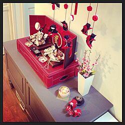 棚/お雛さま/IKEAのインテリア実例 - 2014-01-15 17:49:48