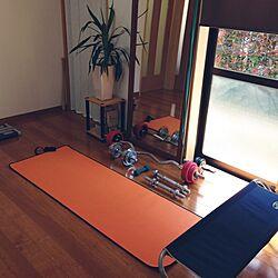 トレーニングルームのインテリア実例 - 2014-04-12 16:44:23