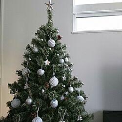 リビング/クリスマス/IKEA/ホワイトインテリア/モノトーンインテリア...などのインテリア実例 - 2016-11-21 23:30:41