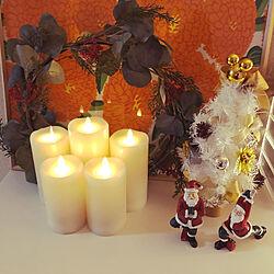 クリスマスディスプレイ/IKEA/一人暮らし/リビング/ヨガ...などのインテリア実例 - 2020-11-27 22:44:12