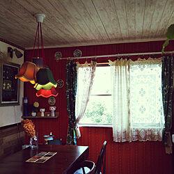 リビング/アンティーク/北欧/植物/古木材...などのインテリア実例 - 2020-06-06 20:06:09