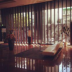 玄関/入り口/一応ウチ♡/マンションのロビーのインテリア実例 - 2013-10-11 23:24:16