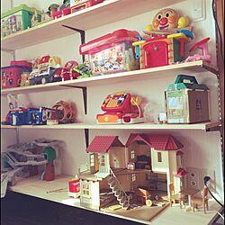 棚/DIY/ダボレール/収納棚のインテリア実例 - 2015-08-15 10:26:26