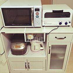 キッチン/Tfal/キッチン収納のインテリア実例 - 2018-05-13 14:42:17