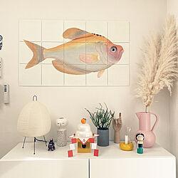 正月/棚/ディスプレイ棚/IKEA/ベストー...などのインテリア実例 - 2020-12-30 11:32:00