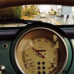 玄関/入り口/レトロ/FIAT/パオ/車...などのインテリア実例 - 2015-11-16 20:19:21