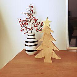 棚/北欧/ケーラー オマジオ/クリスマスツリーのインテリア実例 - 2014-11-13 11:28:24
