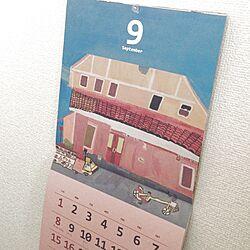 壁/天井/カレンダー2013のインテリア実例 - 2013-09-14 11:20:29