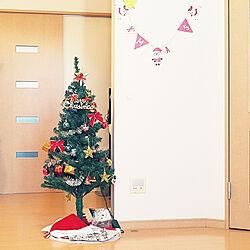 クリスマス/玄関/入り口のインテリア実例 - 2018-12-13 14:18:30