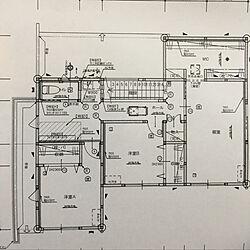 部屋全体/トイレ/洗面所 収納/2階 洗面台/本棚...などのインテリア実例 - 2018-05-26 22:36:46