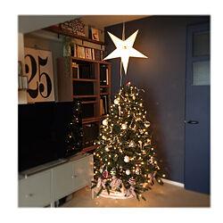 インテリア/星/クリスマス/ランプシェード/リノベーション...などのインテリア実例 - 2019-12-08 23:32:32