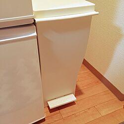 キッチン/一人暮らし/1K 部屋作り/ホワイトインテリア/kcud (クード) のインテリア実例 - 2015-02-22 09:07:38