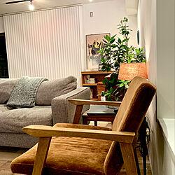 椅子/Banksy/ミックスインテリア/Truck Furniture/ヴィンテージ...などのインテリア実例 - 2019-02-26 22:02:21