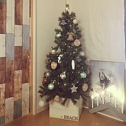 Beach Christmas◡̈⃝︎/クリスマス/THANK YOU♡/RC兵庫支部/いいね&フォローありがとうございます☆...などのインテリア実例 - 2017-11-16 17:12:04
