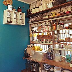 キッチン/DIY/ペイント/中古住宅/窓枠 DIY...などのインテリア実例 - 2019-01-18 13:31:16