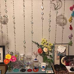 花のある暮らし/レトロ/一人暮らし/見せる収納/趣味部屋...などのインテリア実例 - 2020-04-06 00:57:56