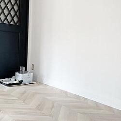 床/フローリングDIY/DIY女子/DIY/ヘリンボーンの床...などのインテリア実例 - 2021-05-03 13:37:45