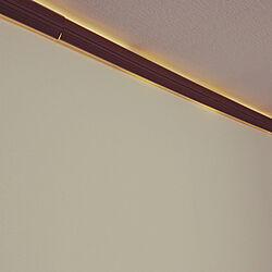 壁/天井/LEDテープライト/階段用滑り止め/シェード風/配線隠し...などのインテリア実例 - 2021-04-08 16:17:15
