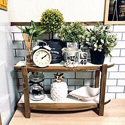 棚/IKEA/サーフボード/salut!/時計...などのインテリア実例 - 2017-05-12 14:13:47